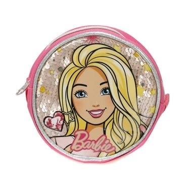 Barbie Omuz Çantası Pembe